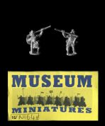 Museum Miniatures 15mm Dark Ages NI 64 Spanish LMI Attacking Short Spear (x 8)